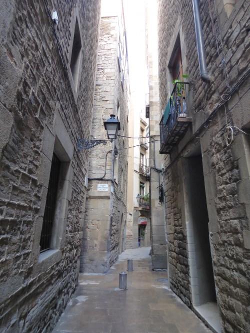 Rua do bairro judeu