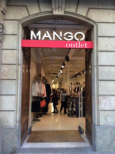 Outlet da Mango em Barcelona!!! - Blog de Turismo Barcelona e1cbae35474