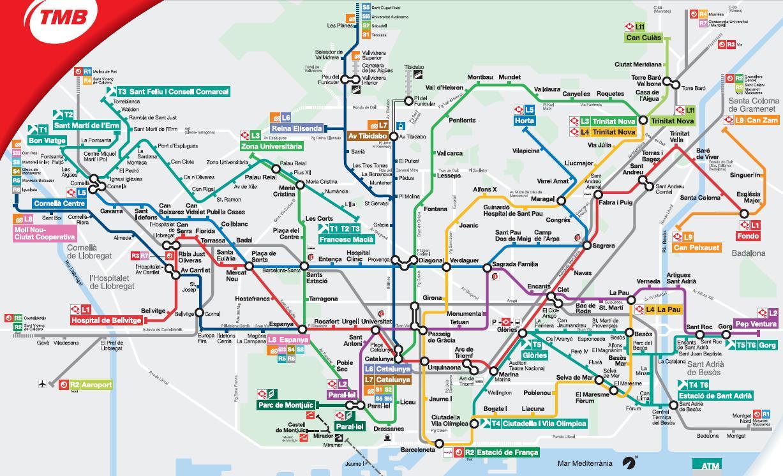 Noite De Reveillon Metro A Noite Toda Blog De Turismo Barcelona