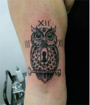 tattoo_coruja