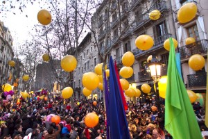 Carnaval Barcelona 2012 Fotografia Pere Virgili