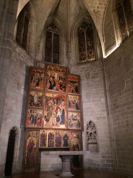 Capela Santa Ágata