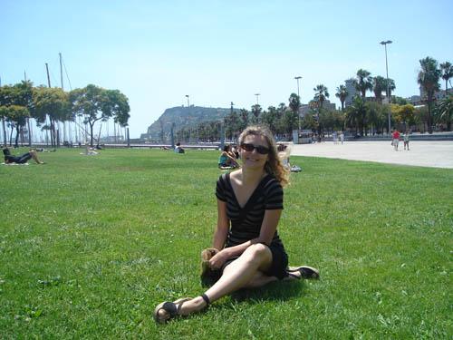 Maio de 2009 minha 2ª vezes em Barcelona.