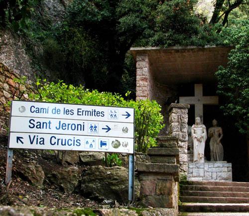Via Crucis e trilhas. Foto Celso Rosa