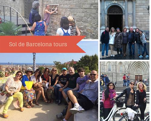 Sol de Barcelona tours!