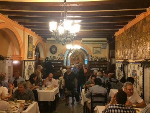 Can culleretes o restaurante mais antigo de barcelona ao - Restaurante umo barcelona ...