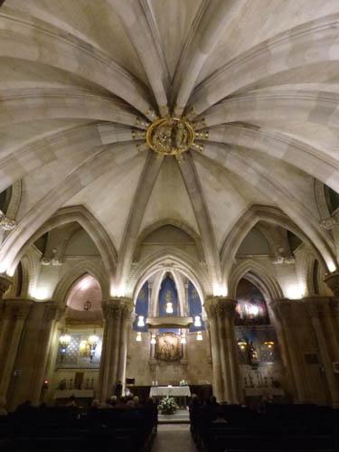 Cripta Sagrada Família