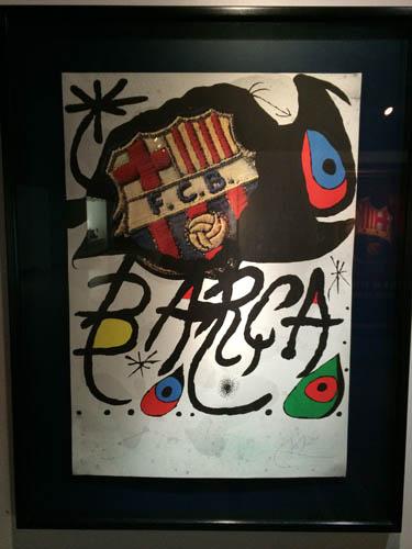 Desenho do Joan Miró
