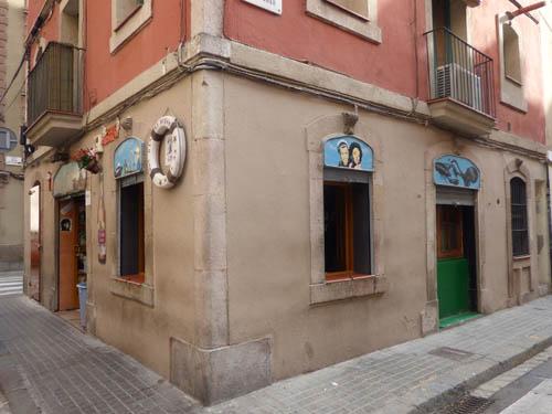 Bar Leo - aqui rola um autêntico flamenco.