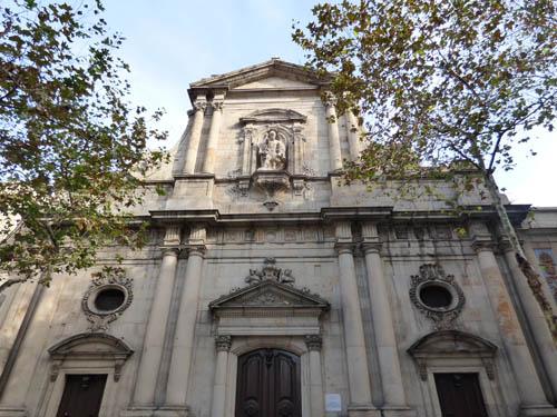 Igreja de Sant Miquel.