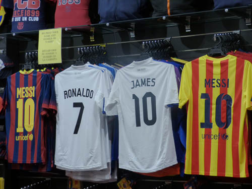 f0d70416db Dicas para economizar na compra da camiseta do Barça! - Blog de ...