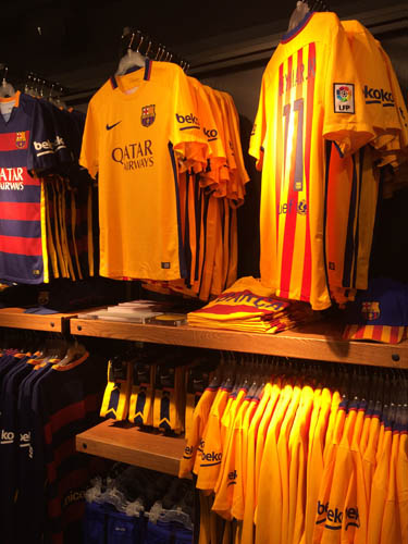 Dicas para economizar na compra da camiseta do Barça! - Blog de ... f6d6e7283db