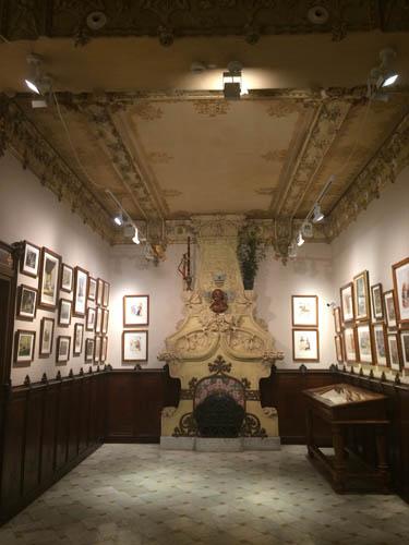 Sala histórica