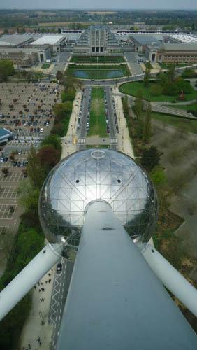 Atómic em Bruxelas