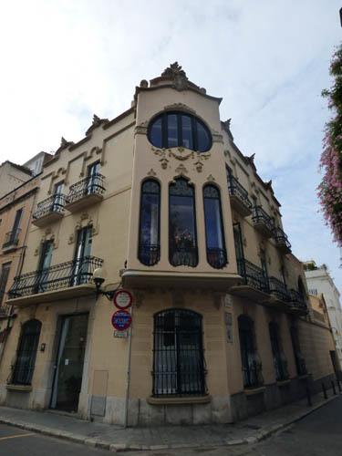 Casa Manuel Planas - 1908