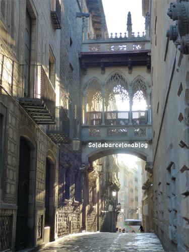 Foto do amanhecer no Gótico selecionada para exposição.