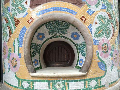 Mosaico Palau de la Musica