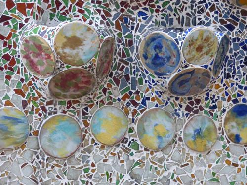 Trencadís Casa Batlló