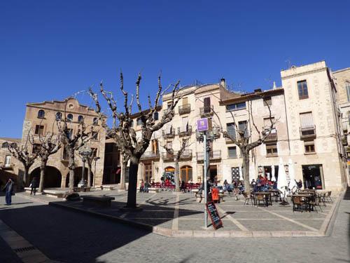 Praça maior