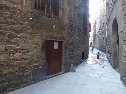Entrada Sinagoga