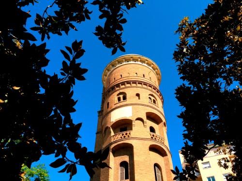 Antiga torre de águas