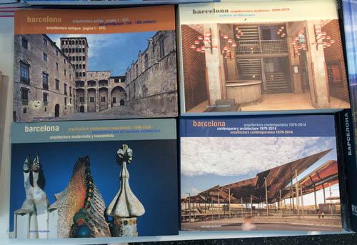 7 aut nticos souvenir de barcelona blog de turismo barcelona - Casa del libro barcelona passeig de gracia ...