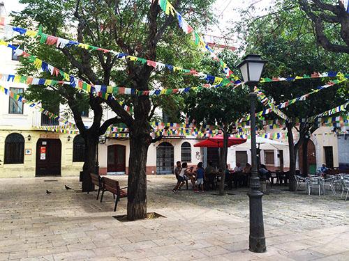 Plaza dels Lledoners