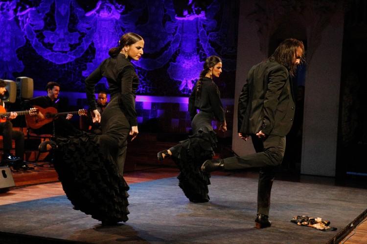 Flamenco no Palau de la Música Catalana - Blog de Turismo Barcelona