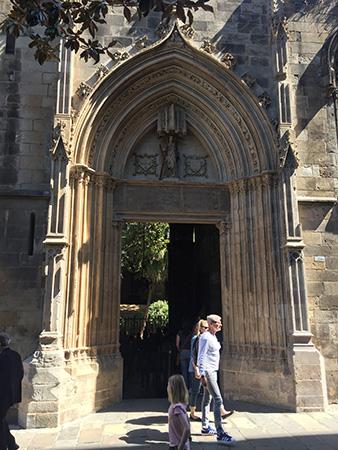 Porta Santa Eulália