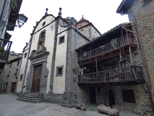 Igreja barroca de São Miguel.
