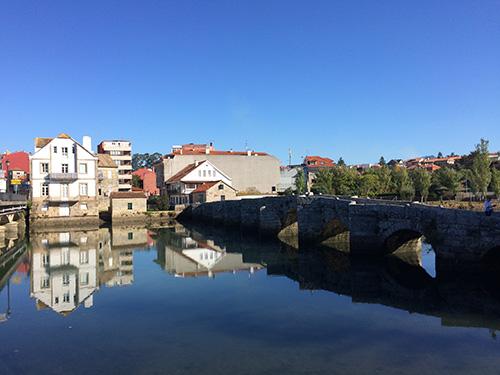 Ramallosa e sua linda ponte românica.