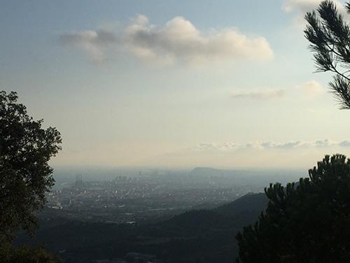 Barcelona e região.