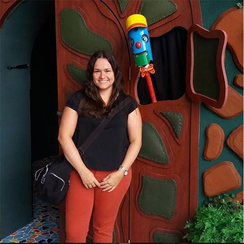 Fernanda Scafi é blogueira do blog Tá indo pra onde?
