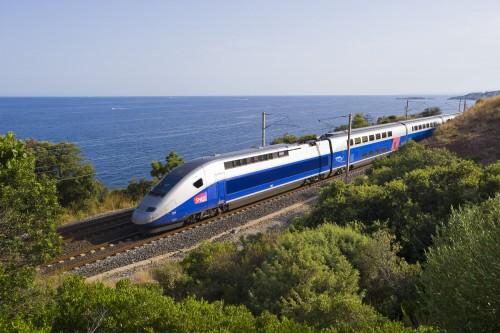 Trem Renfe SCNF em cooperação. Foto cedida pela empresa.