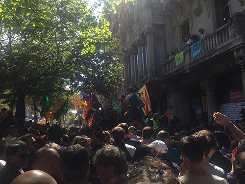 Manifestação 20 de setembro.