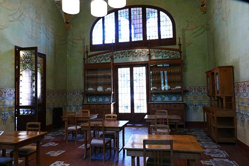 Cozinha do instituto Pere Mata