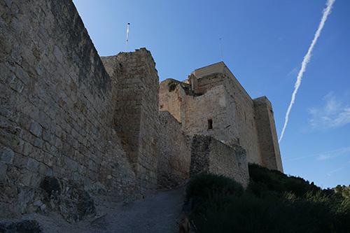 Entrada do castelo
