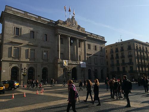 Plaza Sant Jaime - Gótico