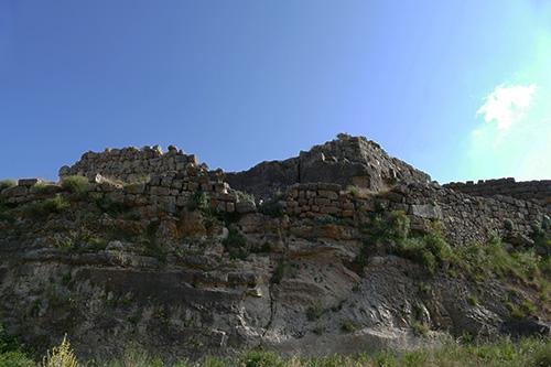 Ruínas do castelo mouro