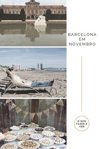 Barcelona em novembro-pinterest